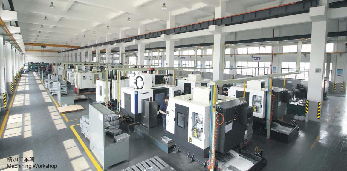 铝压铸机_机加工设备-博威模具
